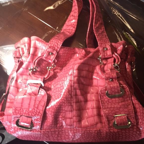 Handbags - Large Pink Purse